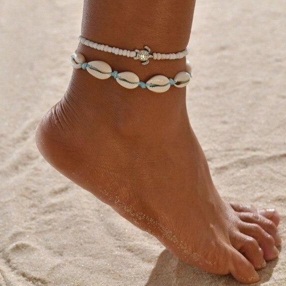 Comment porter des bijoux coquillages avec des vêtements blancs ? 3 | Soirée Blanche