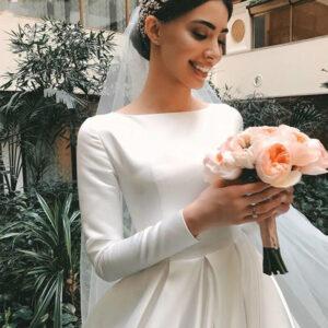 Robe De Mariée Style Meghan Markle   Soirée Blanche
