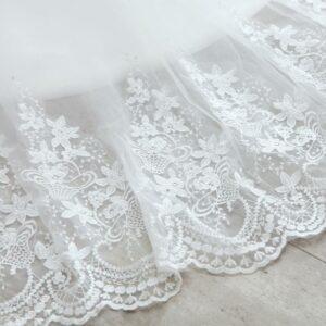 Robe Sirène Blanche | Soirée Blanche
