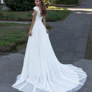 Robe De Mariée Romantique Blanche | Soirée Blanche