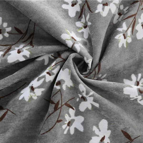 Robe Salopette Velours Blanc | Soirée Blanche