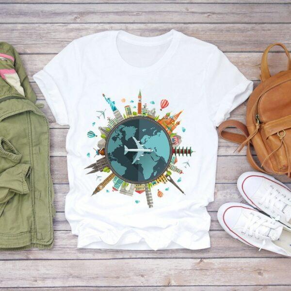 T-shirt Cœur Femme Blanc   Soirée Blanche