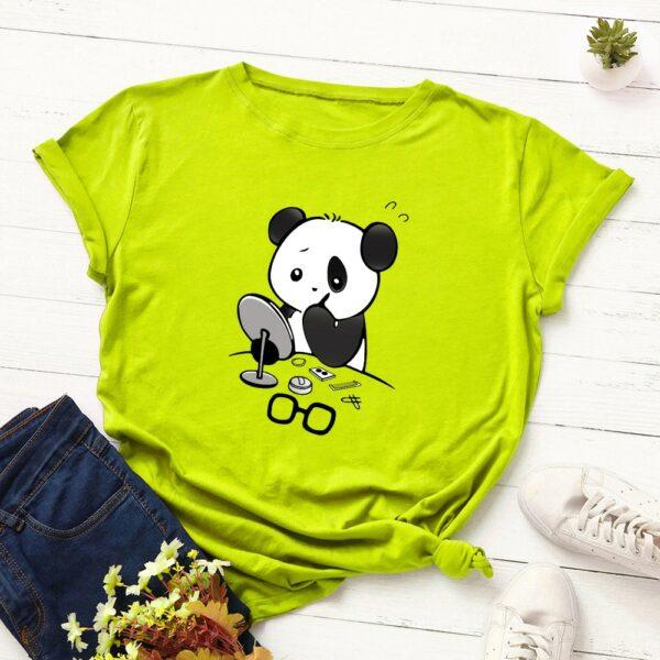 Tee Shirt Coton Avec Dessin | Soirée Blanche