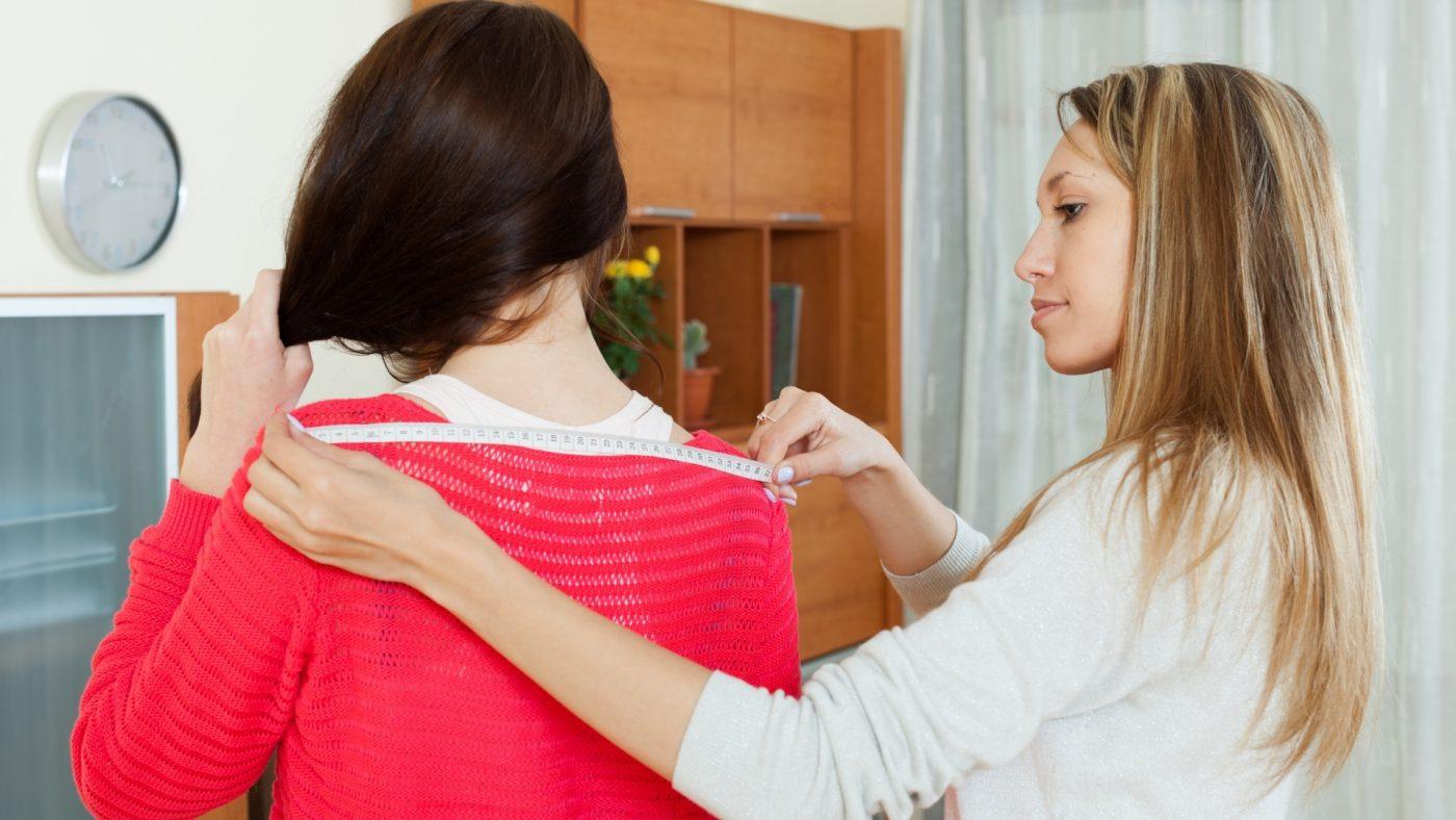 Comment prendre ses mesures pour les femmes ? 11 | Soirée Blanche