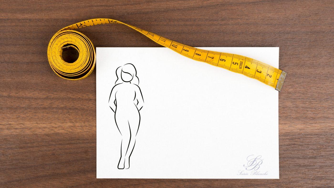 Comment prendre ses mesures pour les femmes ? 6 | Soirée Blanche