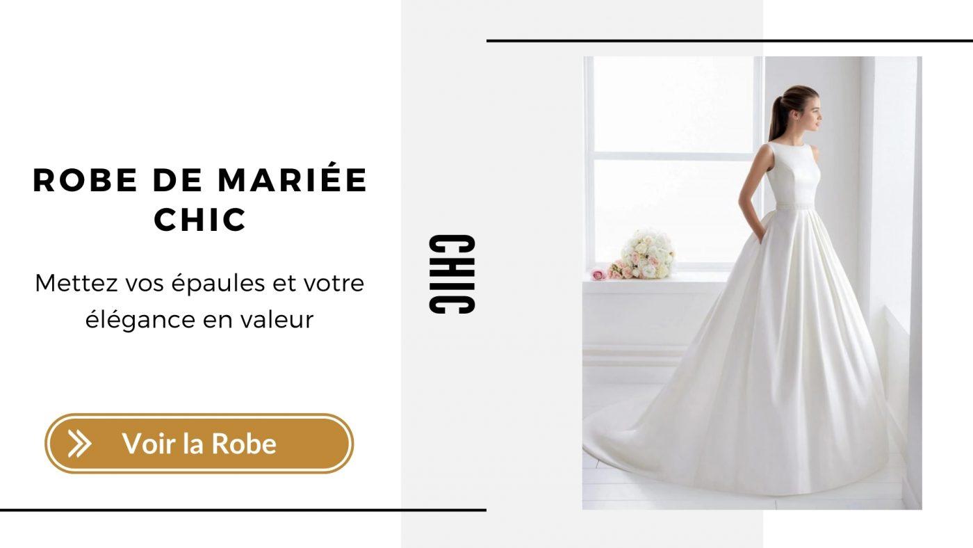 Quelle robe de mariée choisir quand on a 50 ans ? 10 robes conseillées 3 | Soirée Blanche