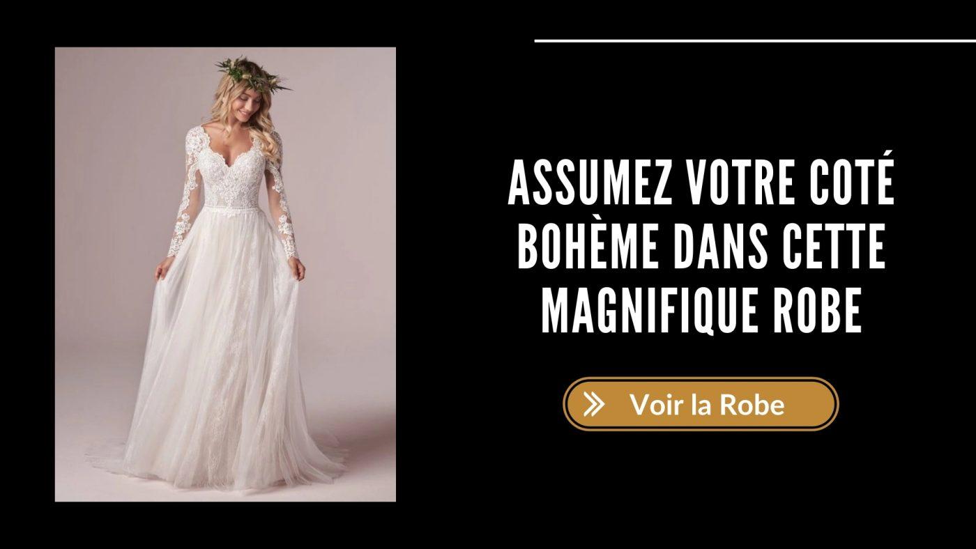 Quelle robe de mariée choisir quand on a 50 ans ? 10 robes conseillées 2 | Soirée Blanche