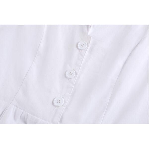 Robe Blanche Année 30 | Soirée Blanche