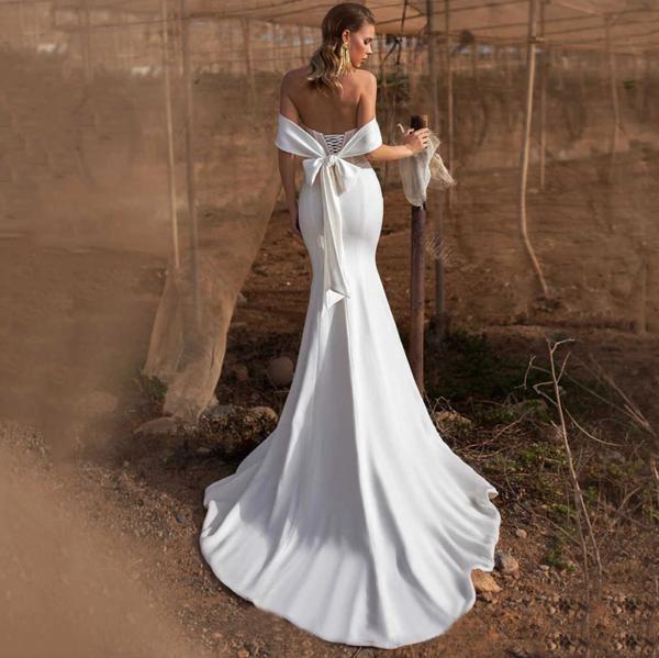 Robe De Mariée Sexy | Soirée Blanche