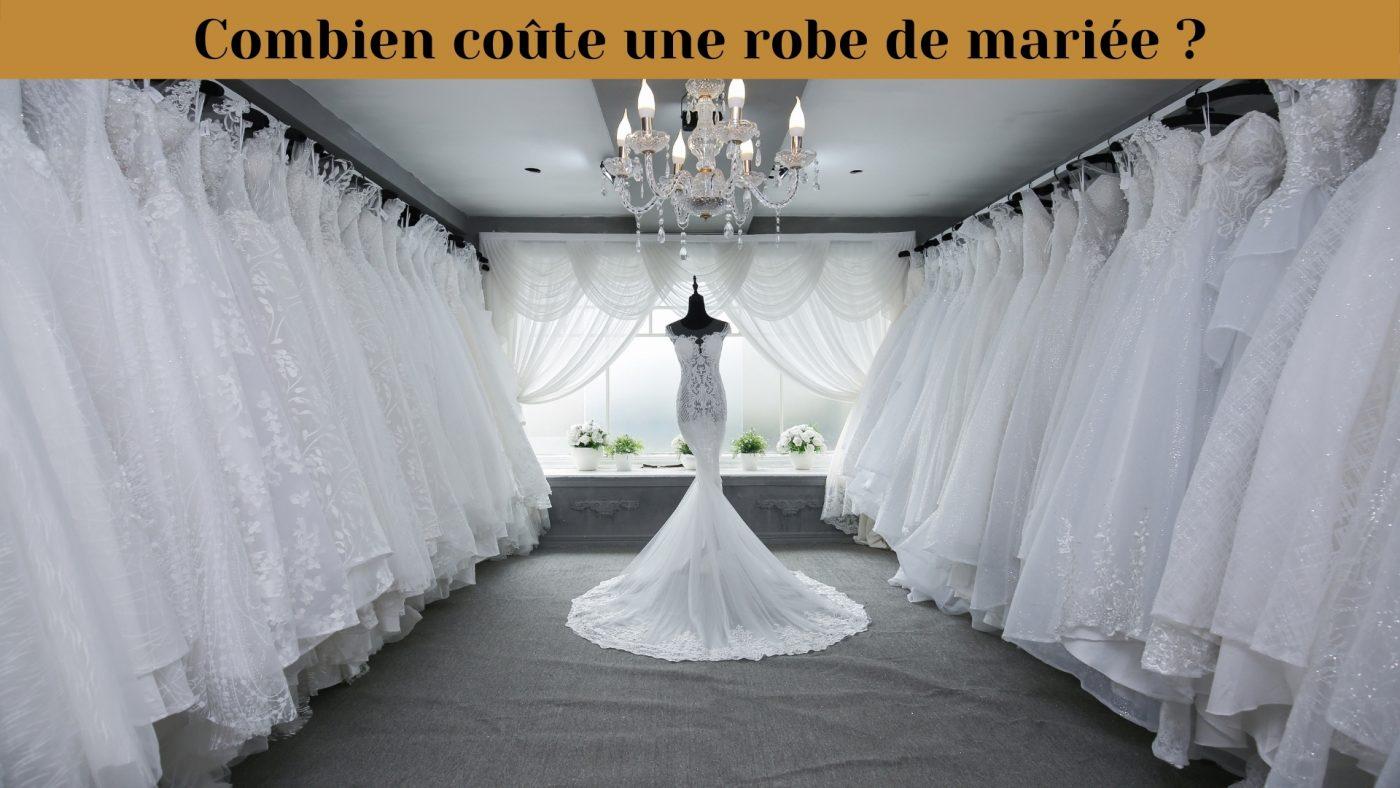 Combien coûte une robe de mariée ? 7 points clés 1   Soirée Blanche
