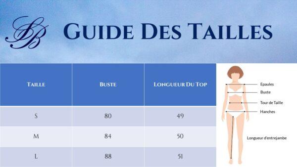 Top Dentelle Blanc | Soirée Blanche