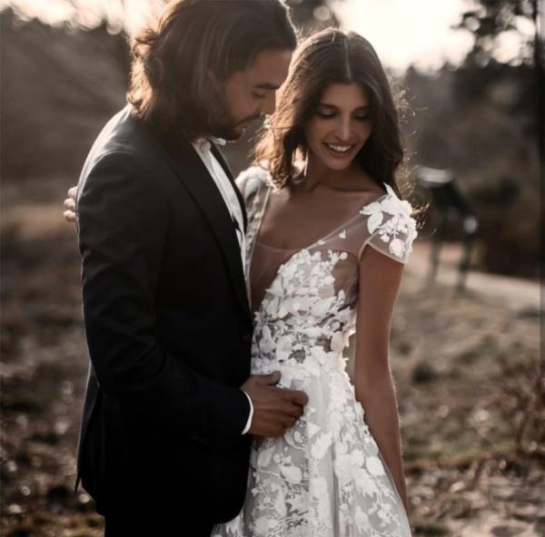 Robe De Mariée Haute Couture | Soirée Blanche