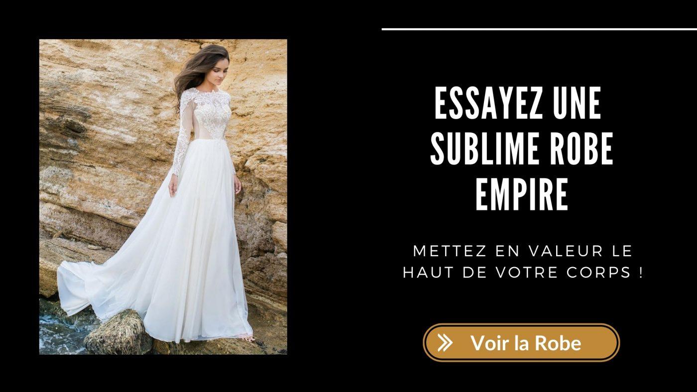 Quelle robe de mariée quand on est petite ? TOP 5 de nos robes préférées ! 8 | Soirée Blanche