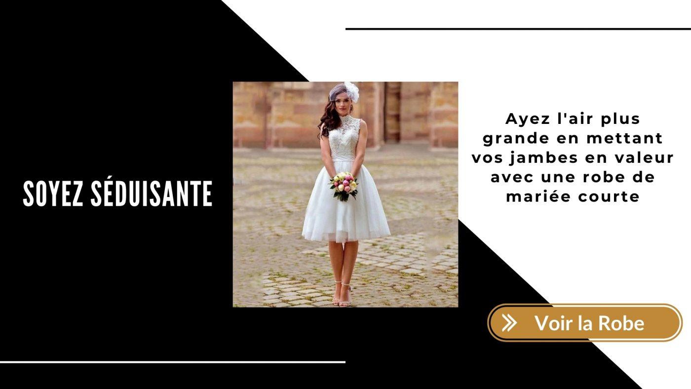 Quelle robe de mariée quand on est petite ? TOP 5 de nos robes préférées ! 7 | Soirée Blanche