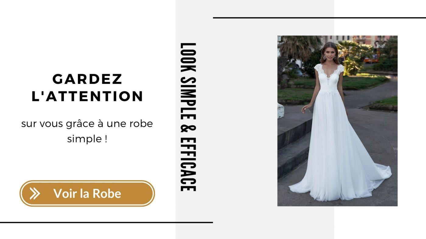 Quelle robe de mariée quand on est petite ? TOP 5 de nos robes préférées ! 6 | Soirée Blanche