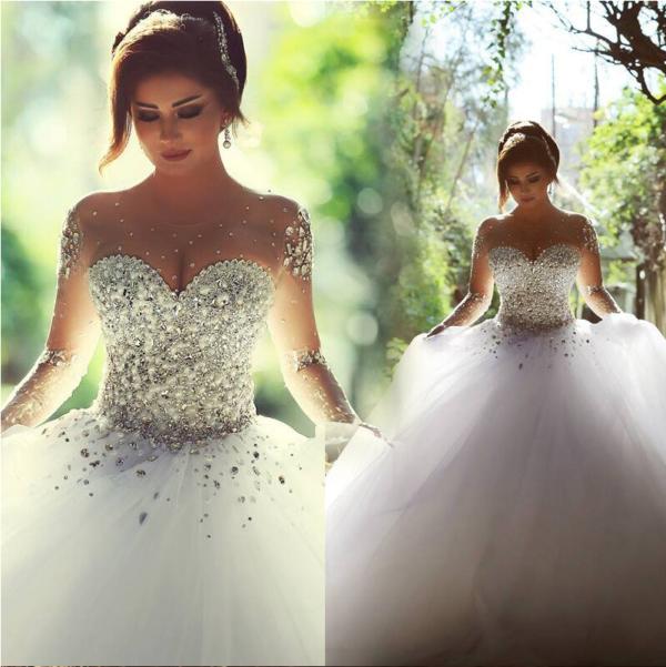 robe de bal blanche | Soirée Blanche
