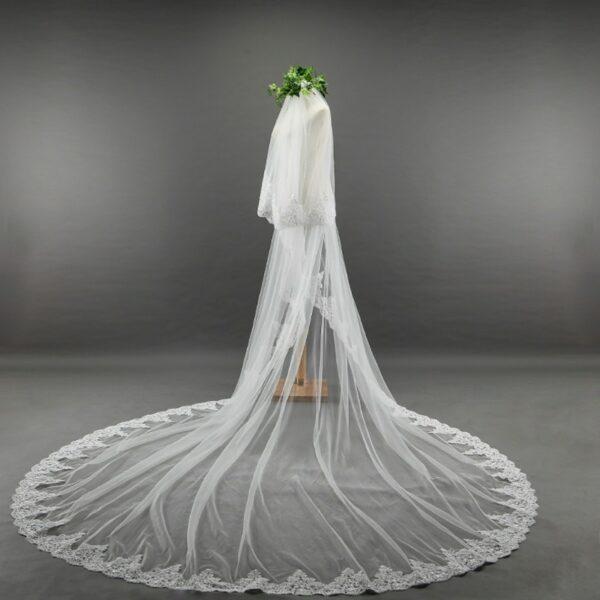 Voile Mariage | Soirée Blanche