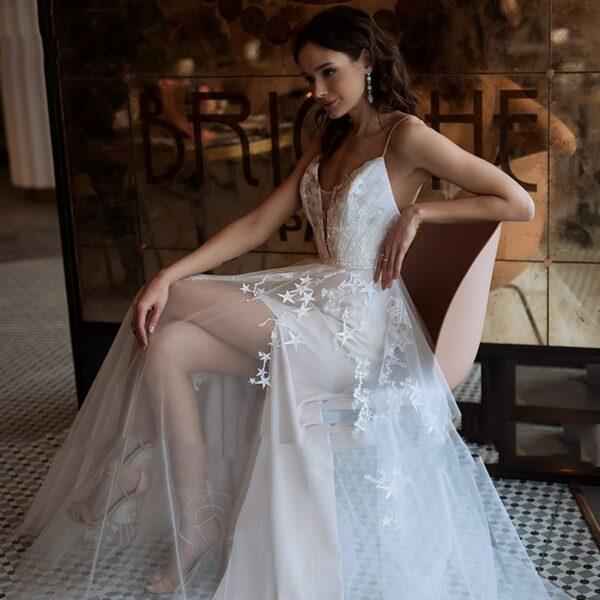 Robe De Mariée Fantaisie | Soirée Blanche