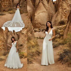 Robe De Mariée Transformable Blanche | Soirée Blanche