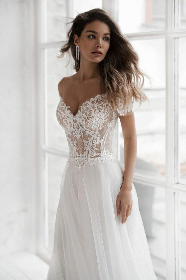 Robe Blanche de Noces | Soirée Blanche