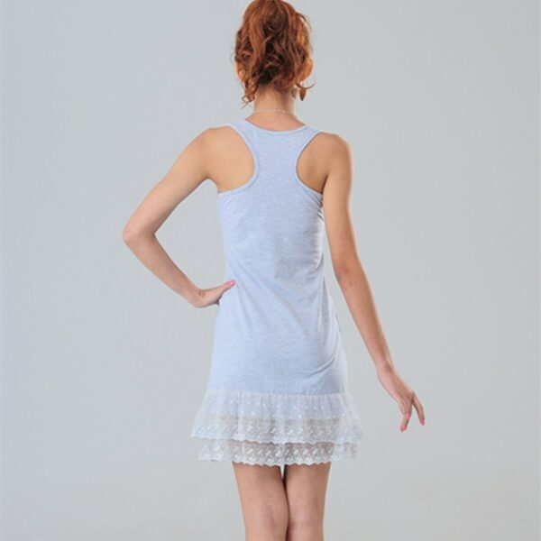 Robe Blanche Droite | Soirée Blanche