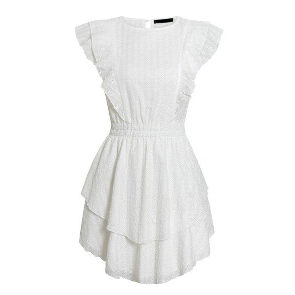Robe Blanche Broderie   Soirée Blanche