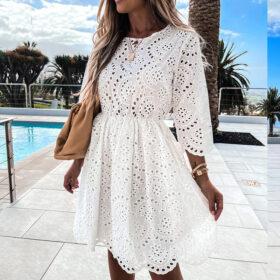 Robe Blanche Eté Femme | Soirée Blanche