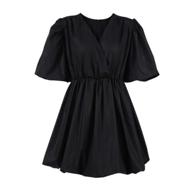 Robe Blanche Courte Décolletée | Soirée Blanche