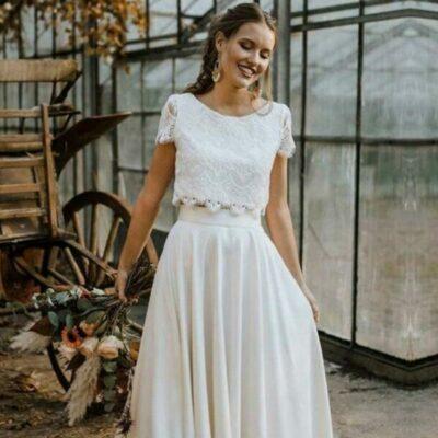 Le vocabulaire de la robe de mariée | Soirée Blanche