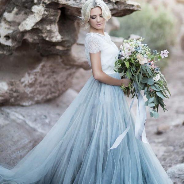 3 conseils pour choisir la robe de mariée parfaite : ne vous limiter pas au blanc !