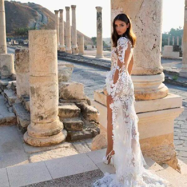 Robe De Mariée Originale| Soirée Blanche