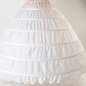 Jupon Robe De Mariée | Soirée Blanche