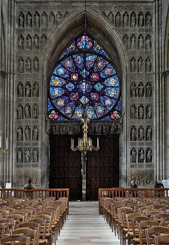 3 conseils pour maîtriser l'allée de mariage : Allé de la cathédrale de Reims