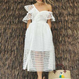 Robe de Soirée Blanche Habillée | Soirée Blanche