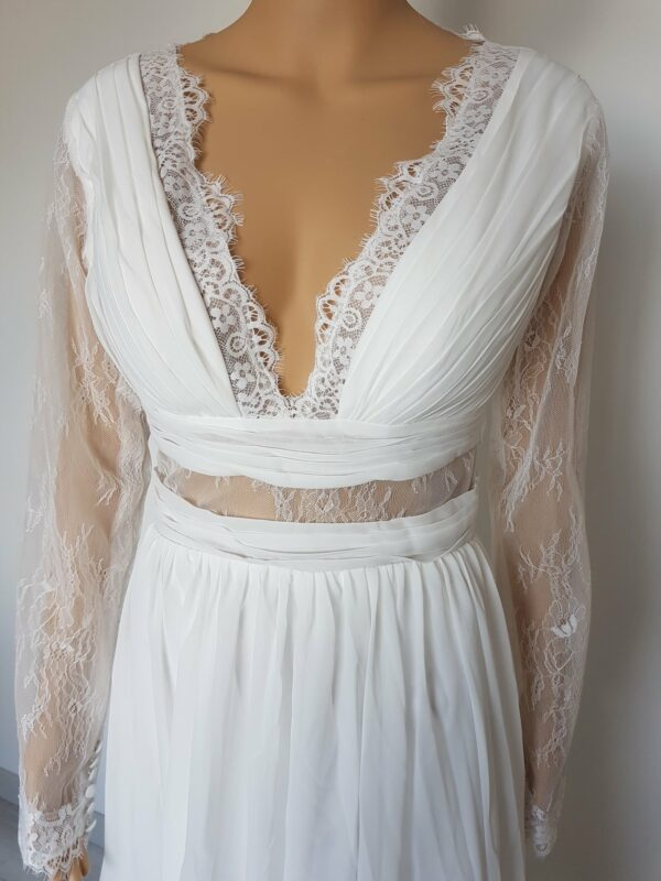 Robe De Mariée Blanche | soirée Blanche