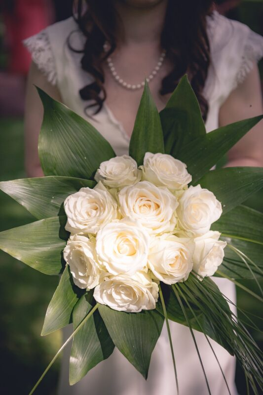 5 points à photographier le jour de votre mariage : le bouquet
